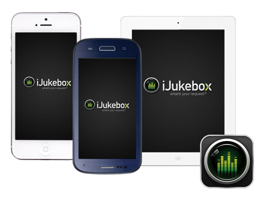 ijukebox - iPhone, iPad and Android Application
